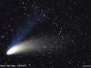 Cometa Hale-Bopp - 05/04/97 20:05 UT des de Sant Mateu de Bages