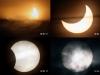 Eclipsi de Sol - 4/01/2011
