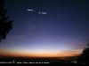Venus, Júpiter i Mercuri - 11/03/2012