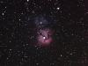 M20, Nebulosa