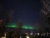 Aurores des de Saariselka (Lapònia Finlandesa) 28/03/2014  20:35 UT