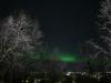 Aurores des de Saariselka (Lapònia Finlandesa) 28/03/2014  20:39 UT