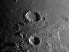 Lluna de 7,1 dies, cràters Aristòteles i Eudoxus - 06/04/14