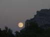 Lluna i Montserrat - 10/08/2014 19:00 UT des de Can Massana