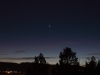 Venus i Mart - 22/02/2015 18:32 UT des del Parc de Puigterrà de Manresa