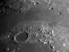 Lluna de 9,7 dies, zona cràter Plató - 15/05/27 22:47 UT