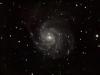 M 101, galàxia a UMa - 24/08/16