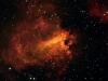 M17, nebulosa Omega