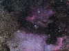 Nebulosa Nord Amèrica i Pelicà
