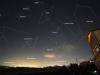 Constel·lacions d'estiu amb línies
