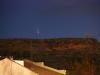 Cometa Panstarrs el dia 20-3-2013